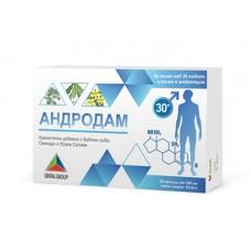 АНДРОДАМ - хранителна добавка при андропауза